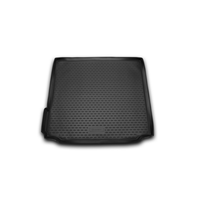 Mat trunk For suitable for BMW X5 F15, 2013-2017, внед., (polyurethane)
