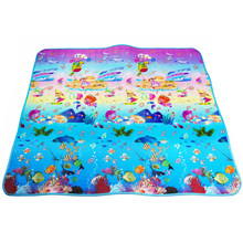 Baby Playmat Baby Play Mat Baby Toys For Children Mat Kids Rug Developing Mat Eva Foam Puzzles Rubber Carpet DropShipping(China)