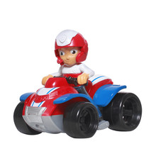 цена на Paw Patrol zabawki Robot dog patrulla canina Toys Anime Figurine Car Plastic Toy Action Figure model Children Gifts toys
