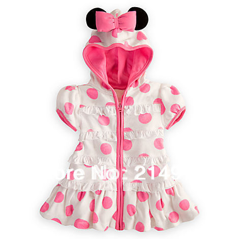 Compra Vestido de minnie mouse pink online al por mayor de China ...