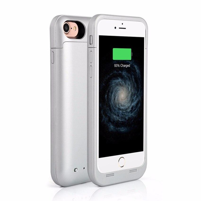 bilder für AEKUY, energienbank für iphone7 plus 7000 mah ladegerät fall für iphone 7 plus batterie fall für 7 plus energienbank fällen