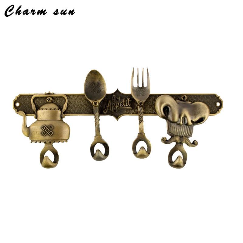 I Wish You A Good Appetite Vintage Decoration Creative