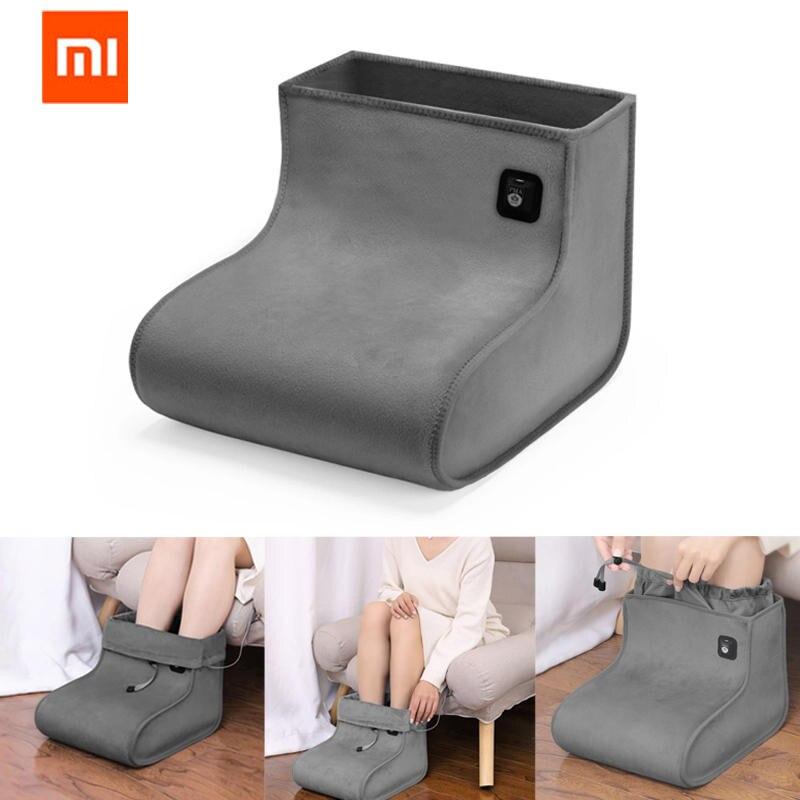 Xiaomi Mijia PMA теплые ноги теплые 3 режима USB нагреватель съемный Электрический нагрев обувь протектор