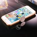 Caixa de bateria recarregável para iphone 6 plus 6 s plus caso capa bateria carregador de bateria externa da tampa do caso para iphone 6 6 s cobrir