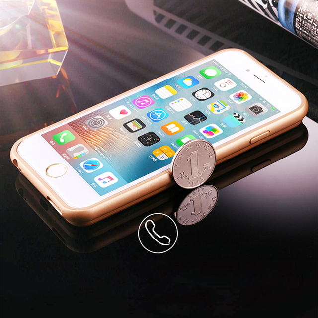 Rechargeable Battery Case for iPhone 6Plus 6s Plus Case Cover Battery Charger Case Cover for iPhone 6 6s External Battery Cover