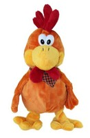30cm Musical Dancing Squawking Plush Chicken Toy Toys