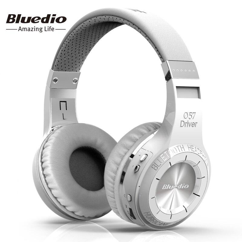 Bluedio HT (riprese Freno) Senza Fili di Bluetooth Cuffie BT Versione 4.1 Stereo Auricolare Bluetooth built-in Microfono per le chiamate