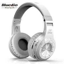 Bluedio HT(shooting Brake) Wireless Bluetooth Headphones BT 4.1 Version Stereo Bluetooth Headset built-in Mic for calls(China)