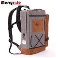 Cool new Korean male backpack Backpack Travel summer Korean large men zipper Backpack