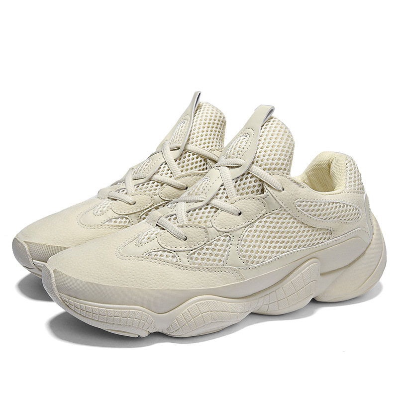 Vintage dad sneakers 2018 kanye west fashion mesh light breathable men casual shoes men sneakers zapatos hombre#500