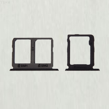 10set/lot Sim Card Tray Holder Slot For Samsung C9 Pro / C9000
