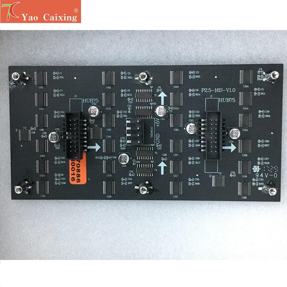160*80mm P2.5 Rgb Indoor Smd 2121 Lamps Dot Matrix 16scan Full Color Led Board Led Panel Led Screen Led Billboard,1500cd