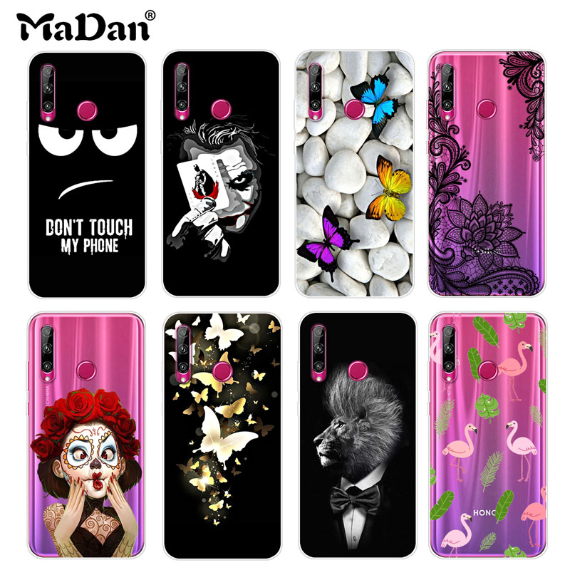 Case For Huawei Honor 10i Phone Cover 10 i Honor10i HRY-LX1T HRY-LX1 soft silicone case