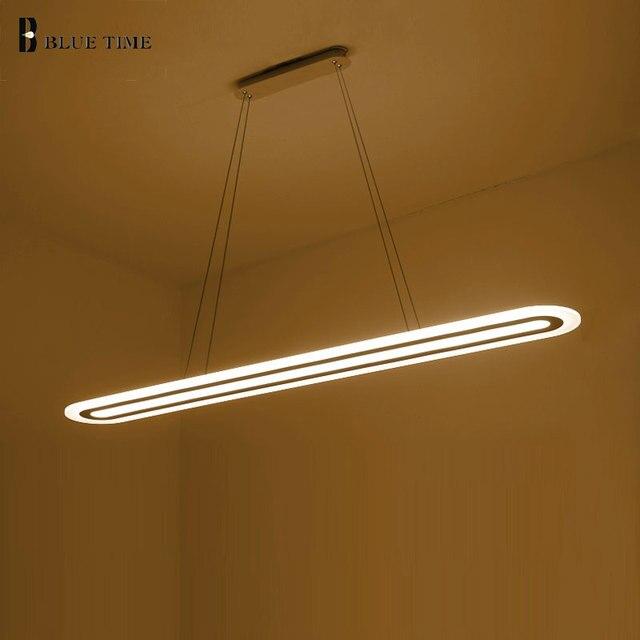 120 cm 100 cm 80 cm moderne led hanglampen voor eetkamer for Led hanglampen woonkamer