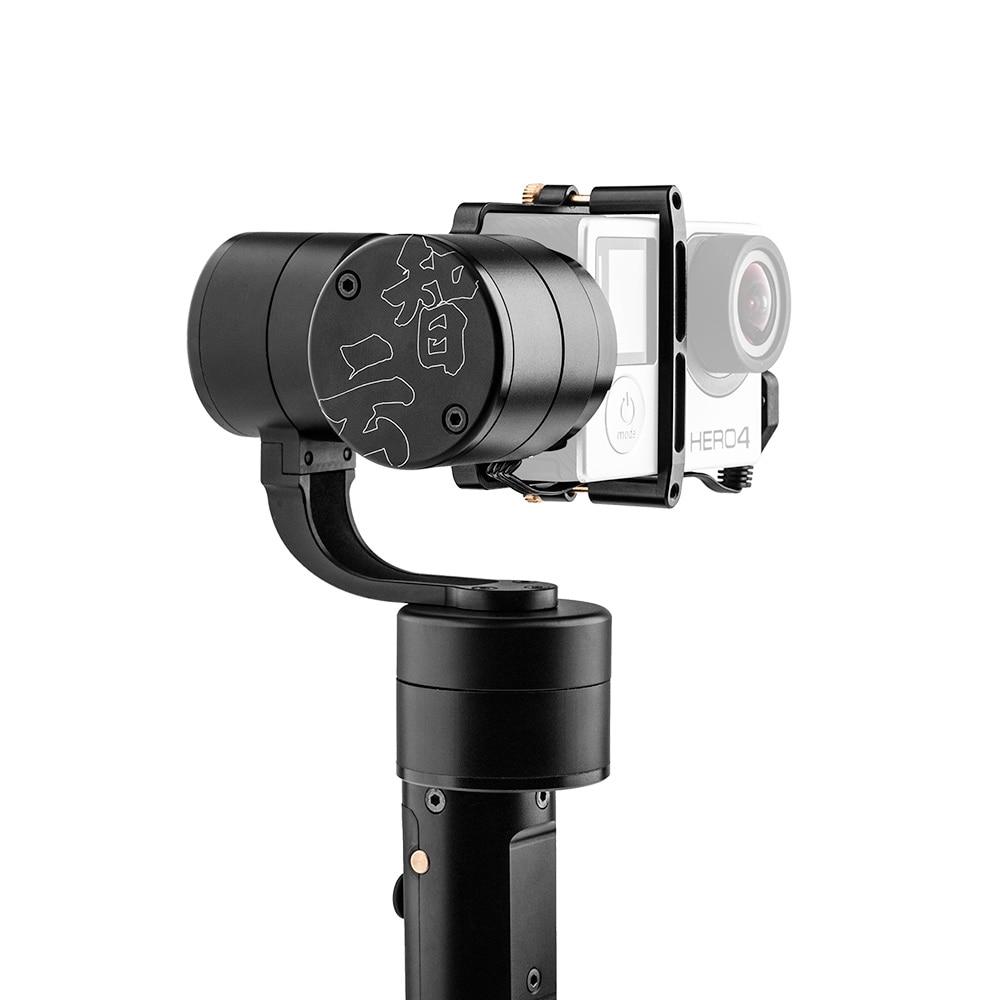 Zhiyun Z1 Evolution 3-Axis Handheld Stabilizer Gimbal for GoPro Hero 4 Gopro Hero 5 XiaoYi / Extra Monitor Camera Mounting Kit