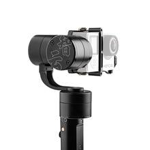 Zhiyun z1 evolution $ number ejes cardán estabilizador de mano para gopro hero 4 gopro hero 5 xiaoyi/monitor adicional de montaje de la cámara Kit
