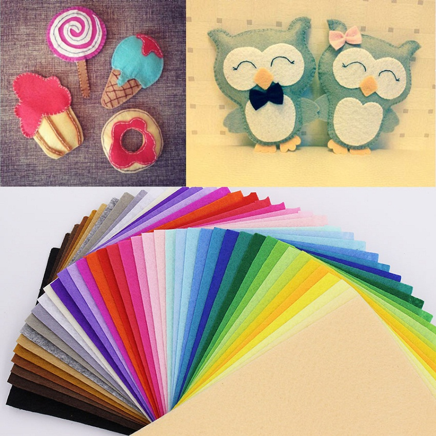 43Colors Polyester Nonwoven...