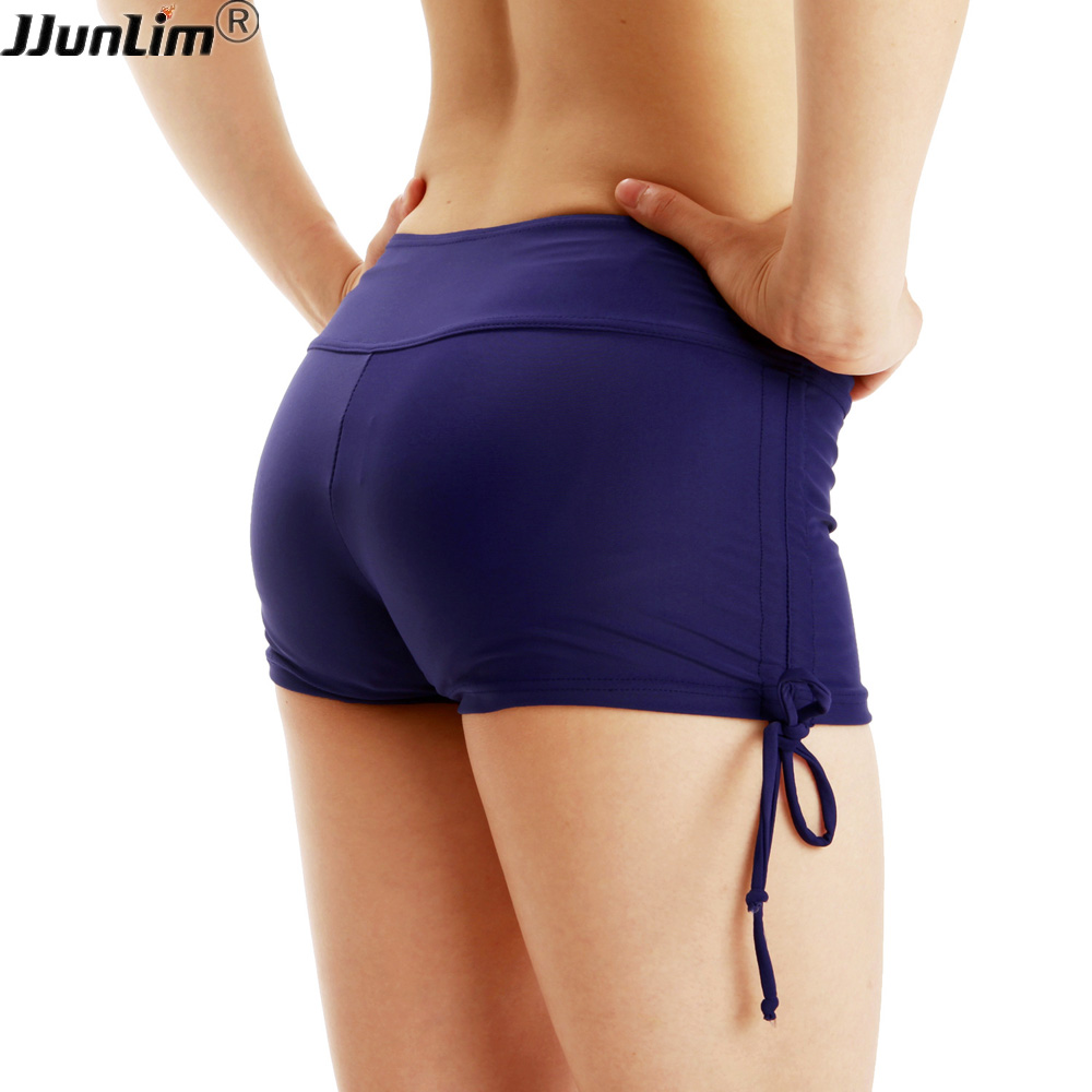 Fitness Shorts Women Tight Sport Shorts Boxer Beach Female Running Short Sportswear Quick Dry Yoga Shorts Gym Tight Short Pants