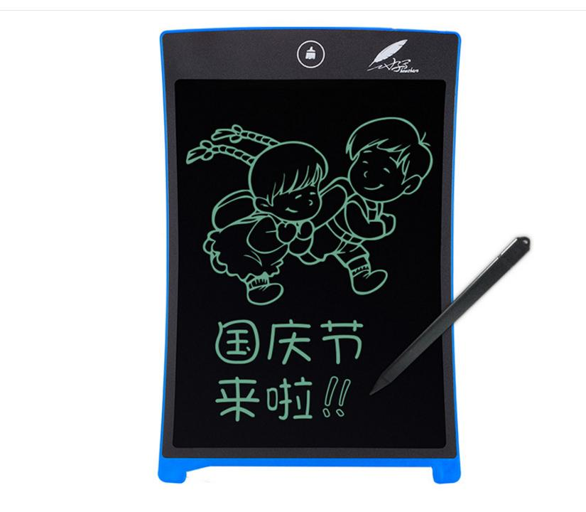 8.5 LCD Digital  Tablet Board Electronic Small Blackboard Paperless Writing Board  for child Writing for kids Drawing lcd board 52nn
