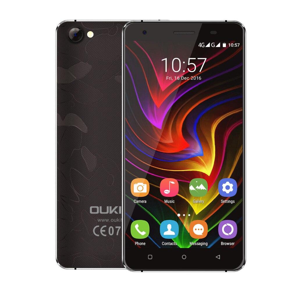 OUKITEL C5 Pro Android 6 0 MTK6737 Quad Core 1 3GHz 2GB RAM 16GB ROM 5