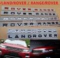 1 шт./компл. Письмо знак эмблема для Range rover land rover автомобилей наклейки Наклейка Логотип 3D Крышка Головки Письма Эмблема Спорт линии