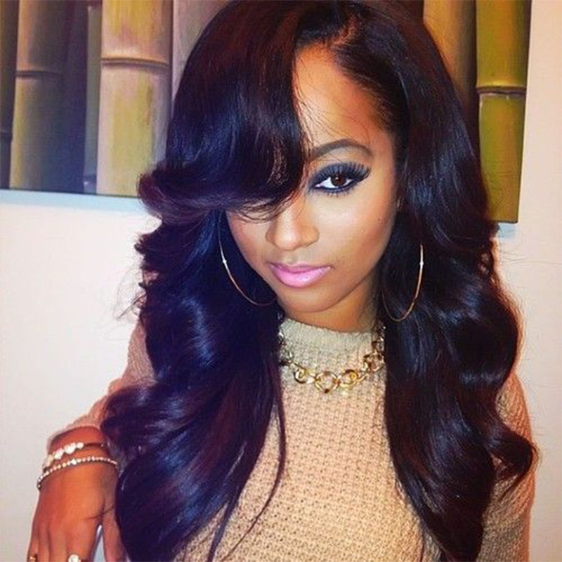 Top 9 Swoop Bang Hairstyles Styles At Life