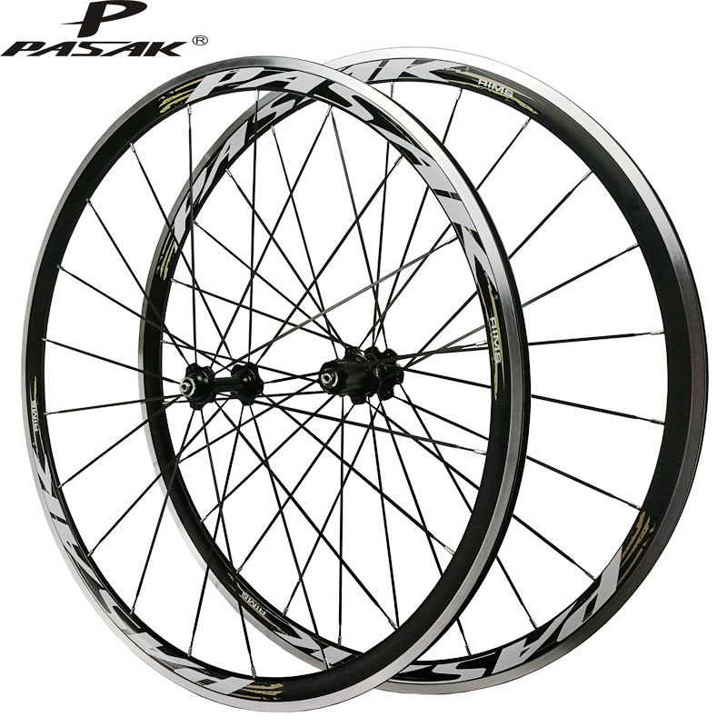 02a732bea08 ... 700C Alloy Wheels Cosmic Road Bicycle Bike Wheel V Brake Aluminium Wheelset  Bicycle Wheels Rims Sealed