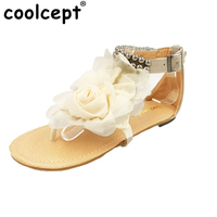 Free Shiping NEW Flat Heel Sandals Fashion Women Dress Sexy Bohemia Shoes Hot Sell Size 34