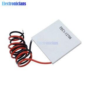 Image 3 - TEC1 12703 12705 12706 12709 12710 12712 12715 SP1848 27145 Thermoelectric Cooler Peltier 12V 5A Cells Peltier Elemente Module
