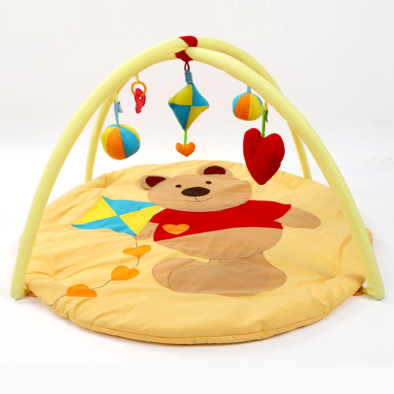 Nouveau jouet éducatif bébé tapis de jeu tapis rampant nouveau-né infantile jouer activité Gym couverture enfants bébé Festival cadeaux