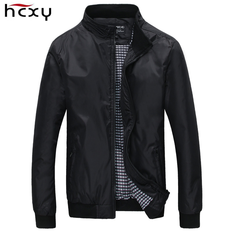 2016 Casual Fashion Sching Jackets And Coats Leather Sleeve Men S Jacket Work Black Slim Office Spring In From Clothing