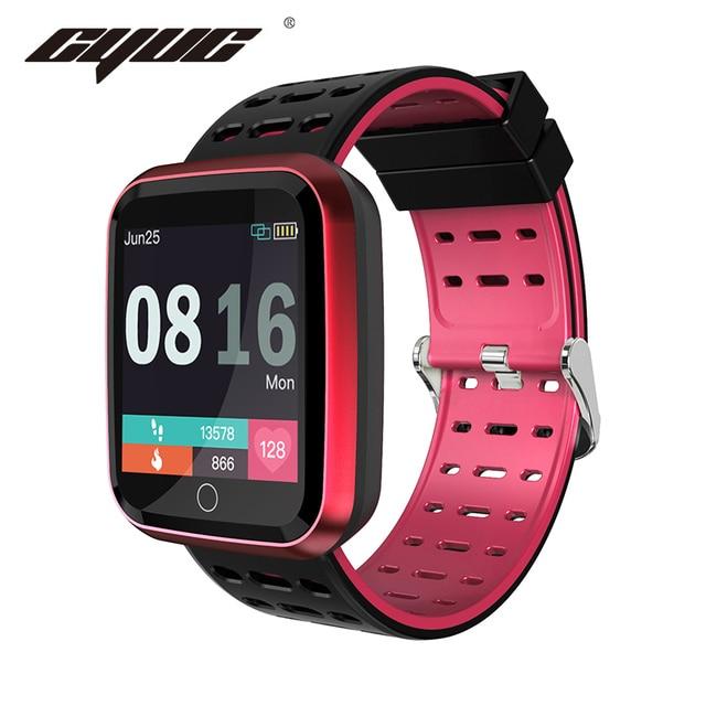 Smartwatch CYUC Hybrid 2 - aliexpress