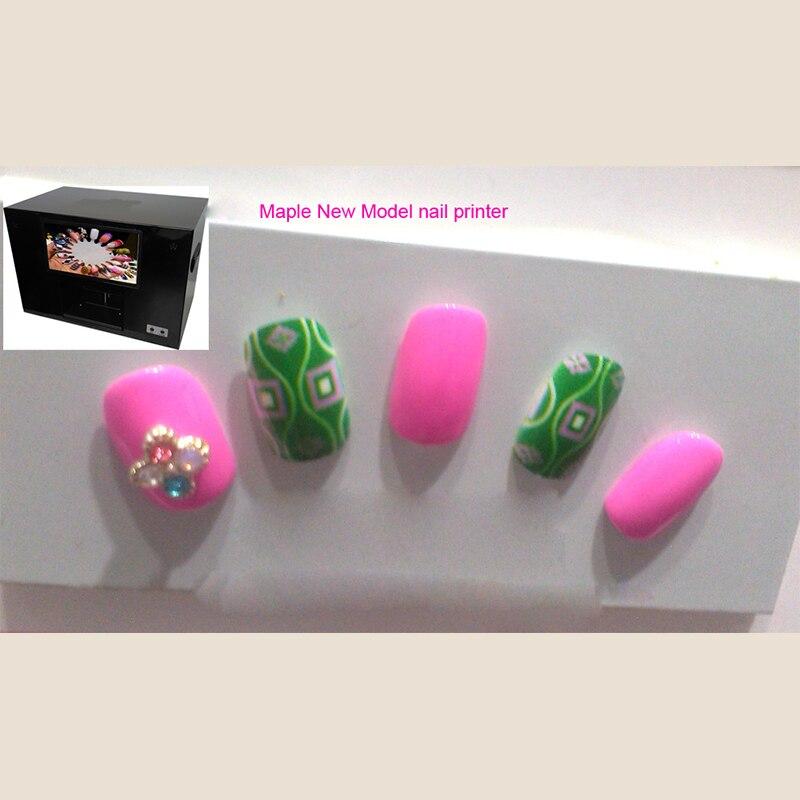 Unique O2 Nail Printer Vignette - Nail Art Ideas - morihati.com