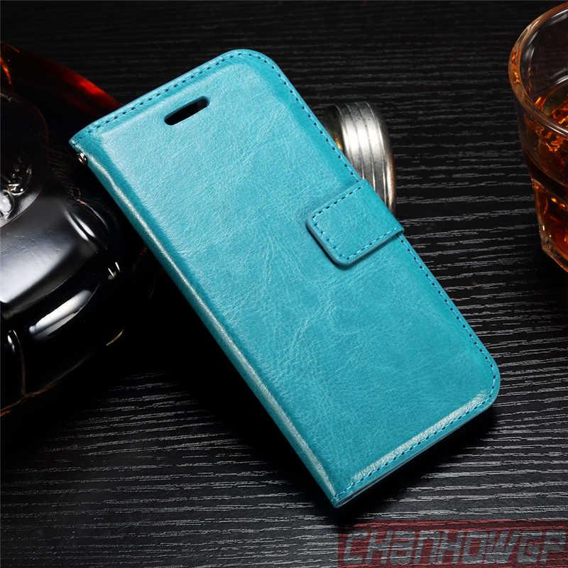 Флип кожаный чехол-бумажник для sony Xperia XZ3 XA3 XZ2 XA2 XA1 XZ1 Compact Ultra XZ Z3 Plus Z5 Premium L1 L2 чехол для телефона