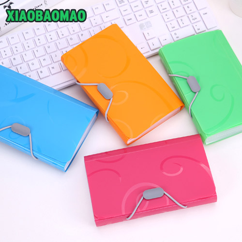B6 A6 Multi-layer Document File Folder Bags Expandable File Folders Expanding Wallet File Folder Storage Pasta De Arquivo