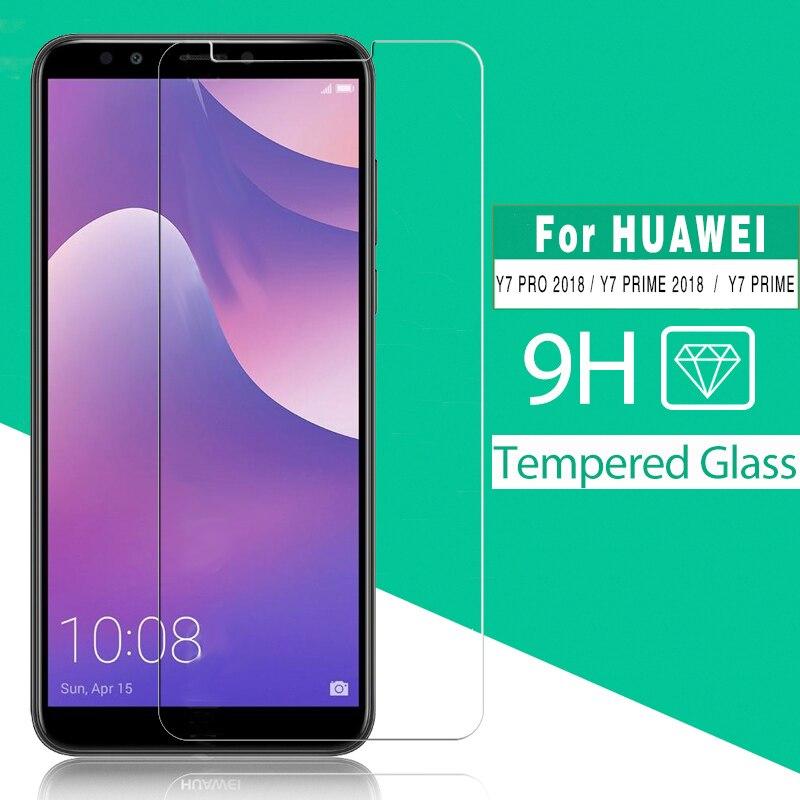 buy tempered glass for huawei y7 pro prime 2018 lnd tl10 lnd l21 screen. Black Bedroom Furniture Sets. Home Design Ideas