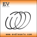 Made in China type 6BG1 6BG1T 6BG1-TC  piston ring set for Truck and Excavator