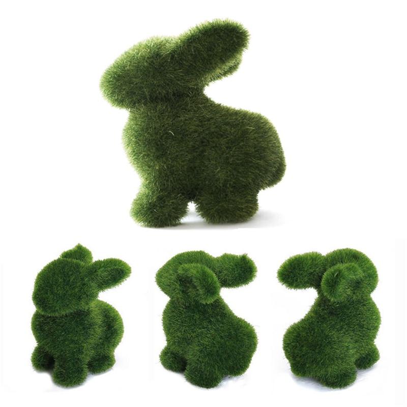 Tierra día césped Artificial hierba Animal Pascua conejo hecho a mano Acción de Gracias decoraciones para el hogar Novia a ser fiesta de boda Conjuntos de vestido de Pascua para niñas, vestido de conejo a rayas, Cartera de conejito a juego, medias y accesorios
