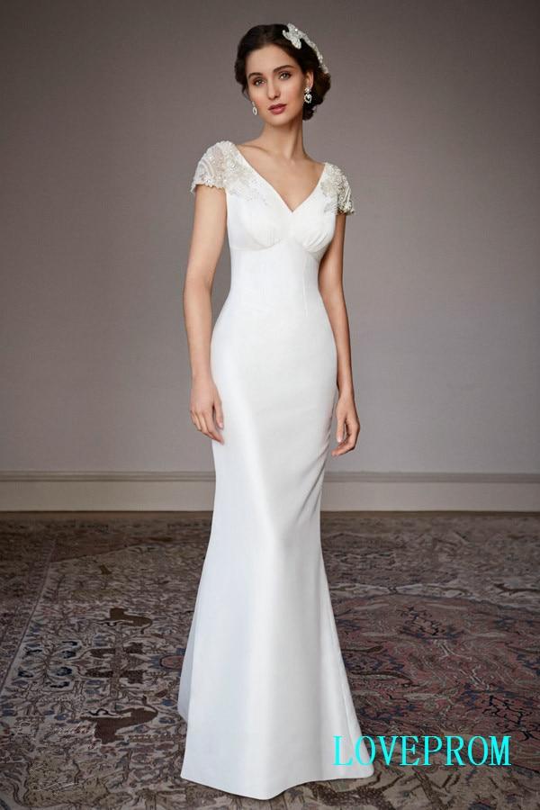 Aliexpress.com : Buy Flowy Wedding Dresses Cotton Dress Gypsy Non ...