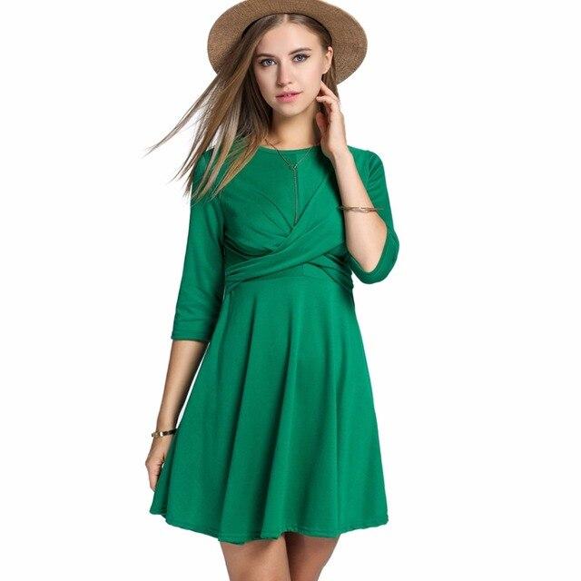 huge discount fa45a 75b75 US $18.88 |Elegante Donne Sexy Vestito Dalla Signora Tunica Piega  Abbigliamento Lolita Moda Femminile Vestiti Corti Nero Kleider Veste Femme  Vestido ...