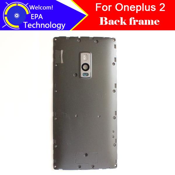 Oneplus 2 quadro de volta 100% original new voltar quadro habitação chassis com altifalante peças de reposição para oneplus 2