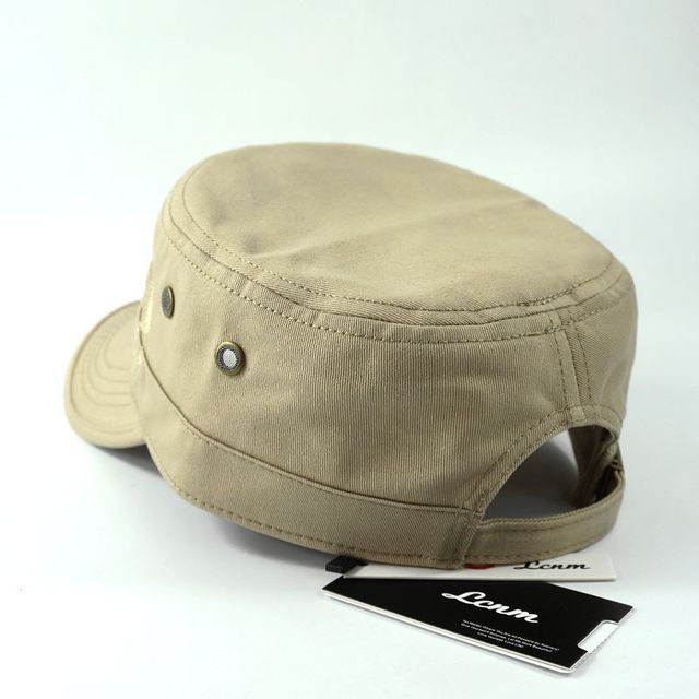 Skull Embroidered  Flat Cap