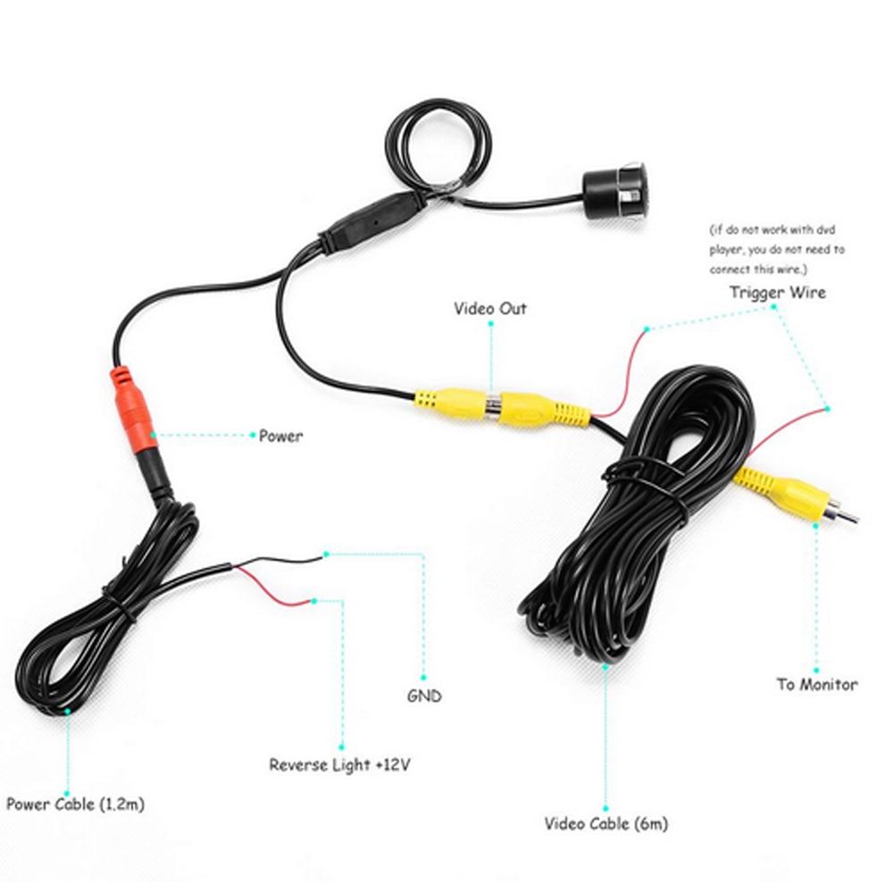 wiring diagram for polaris reversing camera