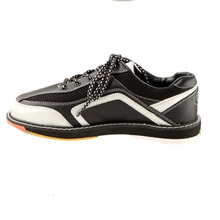 Professional men bowling shoes special sports shoes green and black spell color men shoes(115)