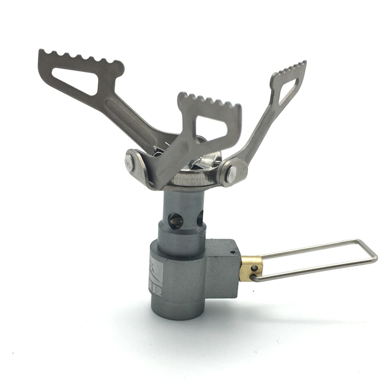 BRS 3000T Ultralight Camping Stove Gas Mini Portable Outdoor Burner 25g