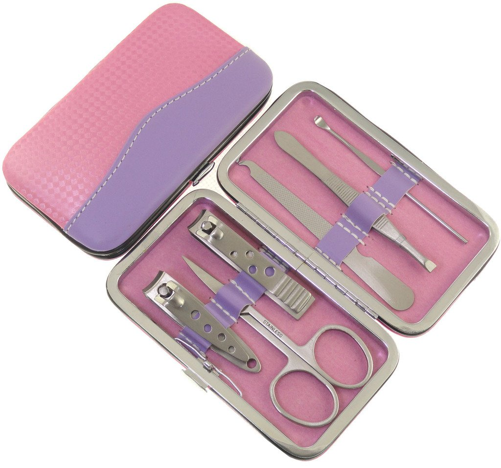 Free Shipping Gift manicure set tungsten steel nail clipper set ...