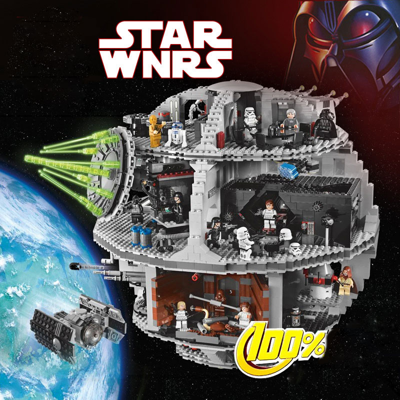 LEPIN 05035 3803pcs Star Set Wars Death Building Block Bricks Toys Kits Compatible with 10188 Educational toys for Children gift lepin 05037 star wars ucs slave i slave no 1 model 2067pcs minifigure building block toys 100