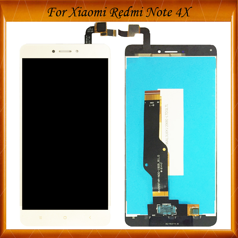 100% Working Well For <font><b>XIAOMI</b></font> <font><b>Redmi</b></font> <font><b>Note</b></font> <font><b>4X</b></font> <font><b>LCD</b></font> Touch Screen For <font><b>Redmi</b></font> <font><b>Note</b></font> <font><b>4X</b></font> <font><b>LCD</b></font> <font><b>Display</b></font> Replacement IN Stock image