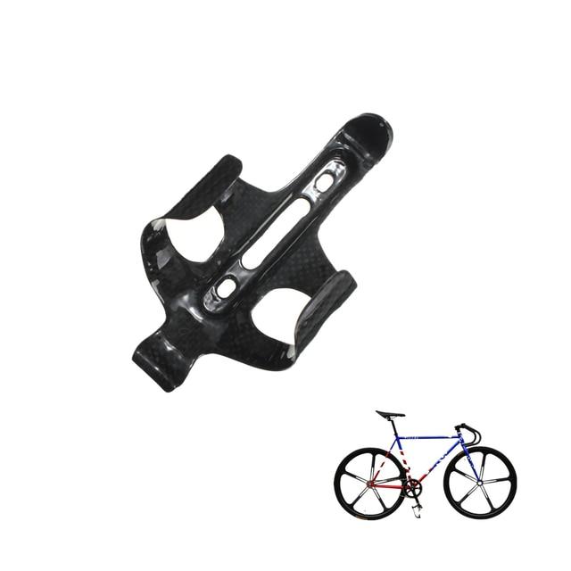 16e28b5ce9c Outdoor Cycling Mountain Road Bike Bicycle Bottle Holder Carbon Fiber Water  Bottle Holder Basket Cage Rack