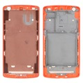Middle Metal Chassis Plate Frame Bezel Repair For LG Google Nexus 5 D820 Red VAG99 T18 0.15